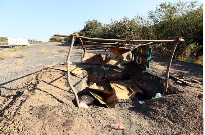 Los ladrones de combustible no quieren ceder en sus actividades.