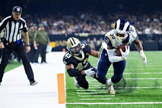 Ramos y Santos son las mejores ofensivas de la Conferencia Nacional, y ambas buscarán el boleto al Super Bowl este domingo.