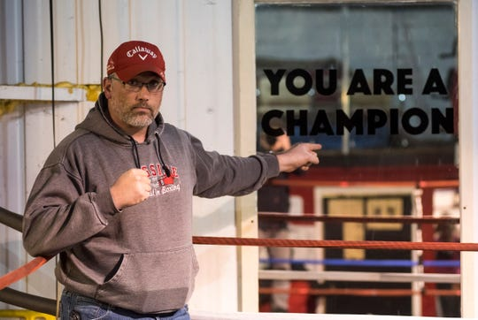 Big Dog Boxing lead trainer Jim Smedley, former president of the Michigan Association of United States Amateur Boxing, started the boxing club more than a decade ago.