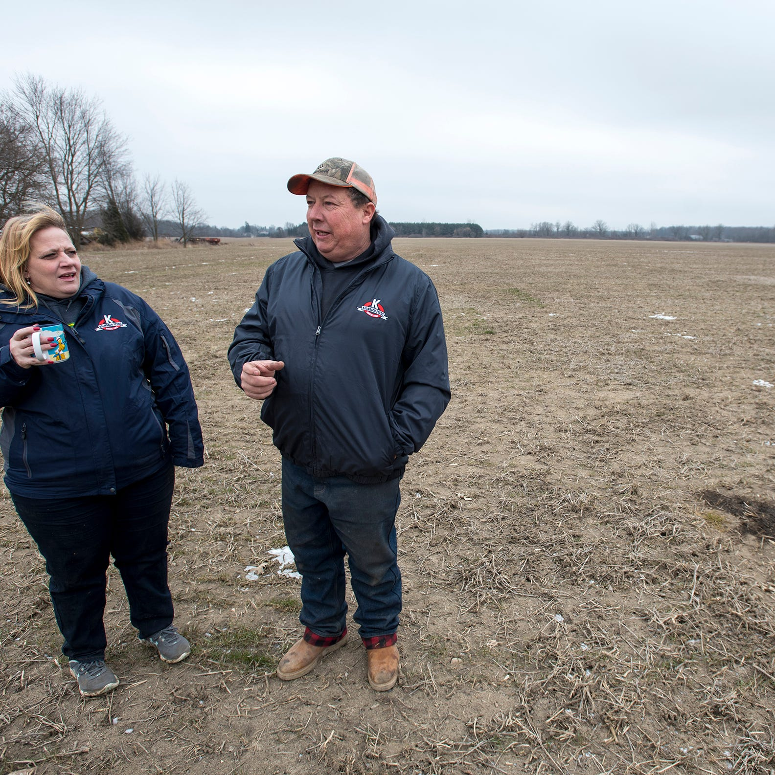 Some local farmers waiting on relief from gov. shutdown