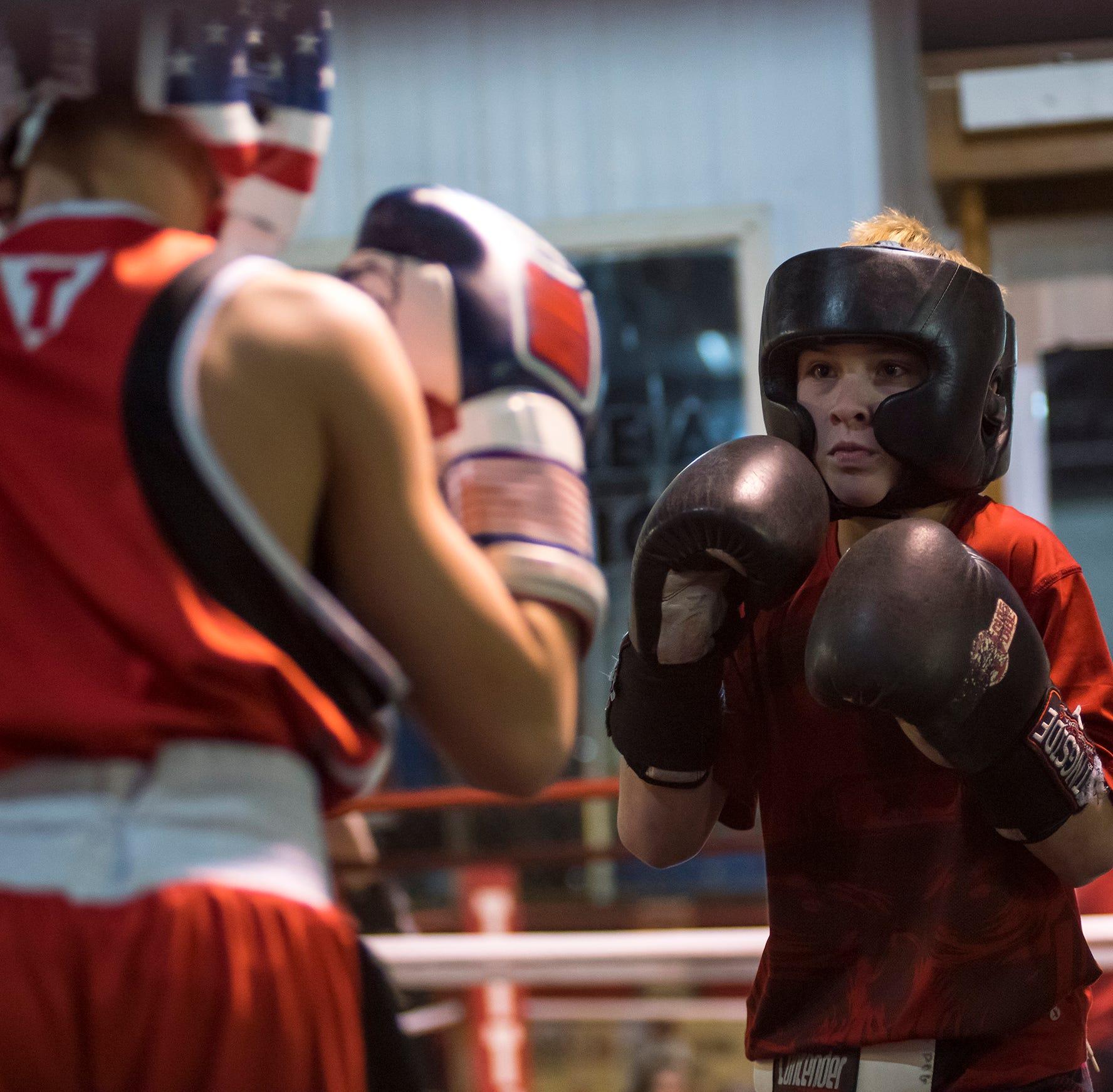 Big Dog Boxing Club back on the rise