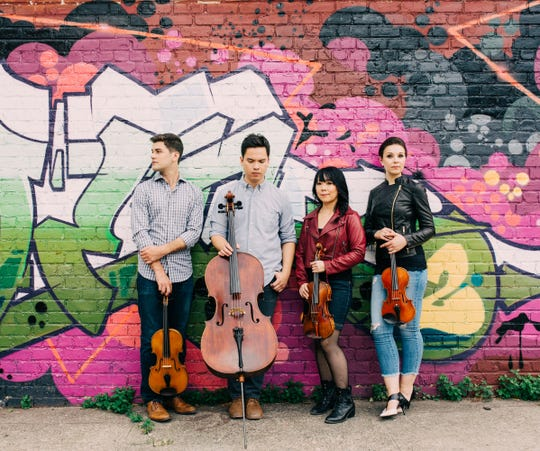 The Attacca Quartet will perform at the 2019 edition of Modfest at Vassar College in the Town of Poughkeepsie.