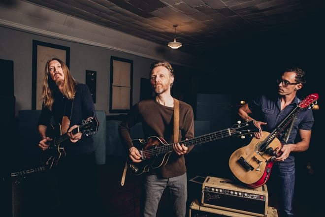 The Wood Brothers will play at the Strand Theatre in York on Monday, Jan. 21. (Photo courtesy of The Wood Brothers).