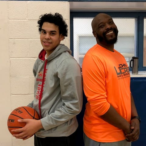 Brotherly bond: Dover hoops star following example set by York High great