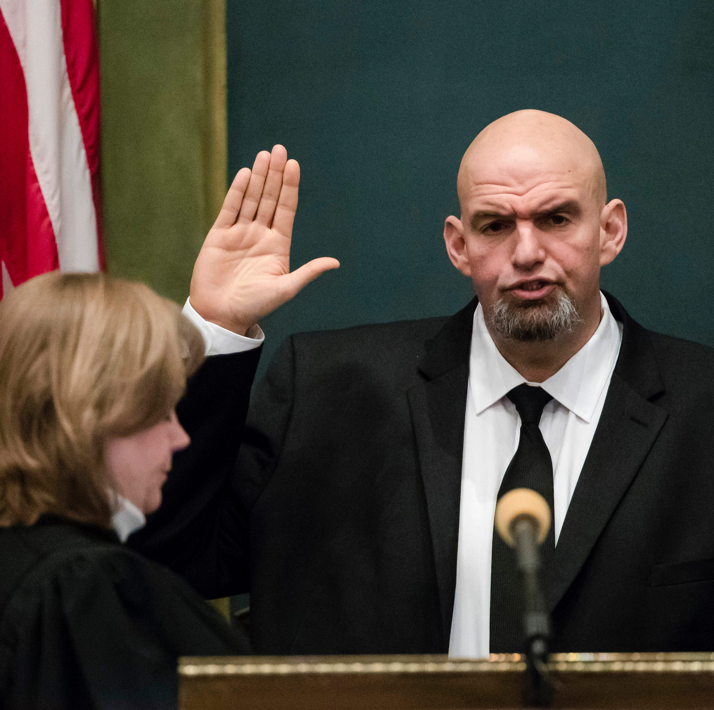 Braddock Idol! You can audition to replace John Fetterman as mayor, it turns out