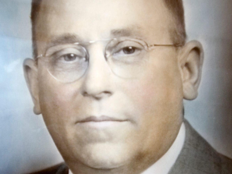 Stewart Lehman, Lynn Haines' grandfather, opened the garage in 1921.