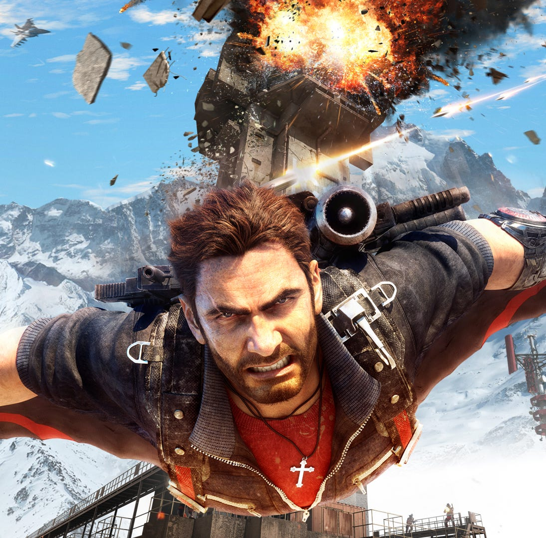 Bad weather incoming: Just Cause 4 review | Technobubble