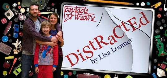 """Distracted"" is a hilarious, provocative and poignant look at a modern family facing an epidemic dilemma: Are we so tuned into our 24/7 info-rich world that we've tuned out what really matters?"