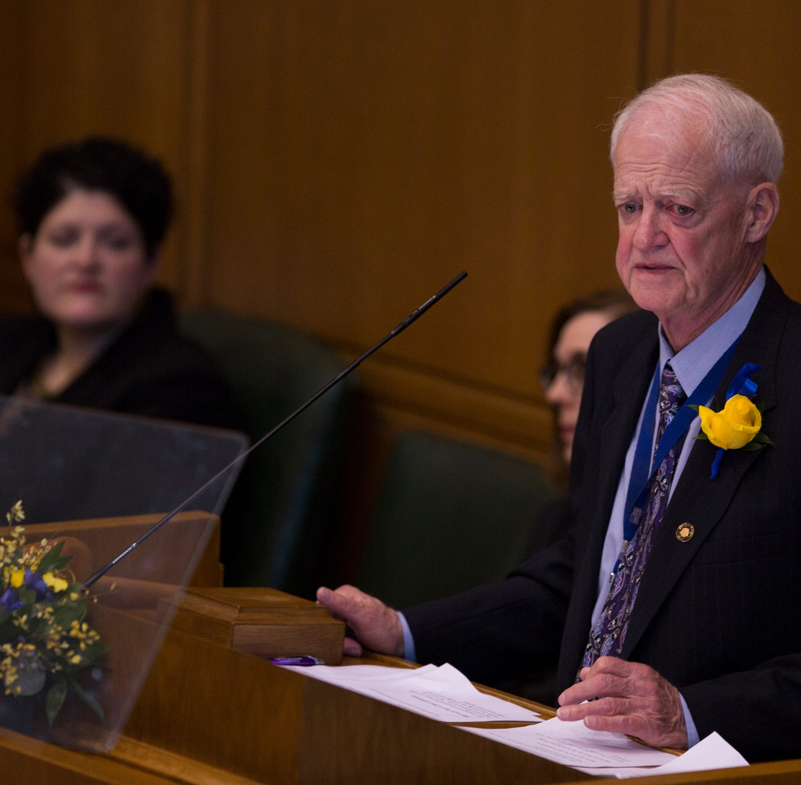 Oregon Senate President Peter Courtney taking medical leave from Capitol
