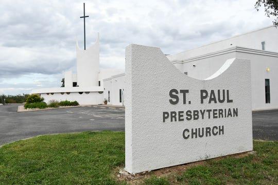 St. Paul Presbyterian, 11 N. Park St.