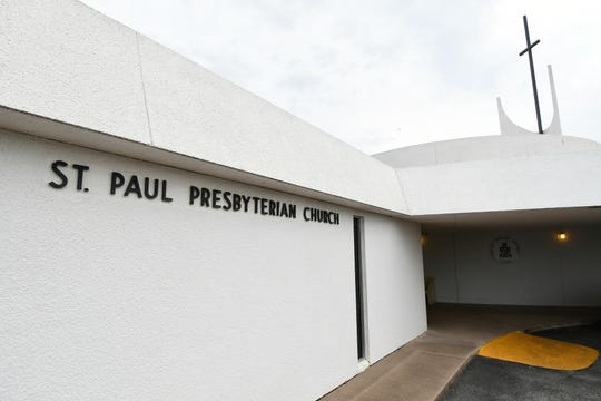 The congregation of St. Paul Presbyterian, 11 N. Park St. in San Angelo, was known earlier as Harris Avenue Presbyterian, and Presbyterian Church U.S.A. before moving to a new location in 1968.