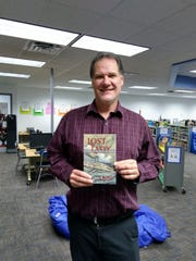 Paul Timm, aka M. Paul Hollander, is a teacher at Random Lake Middle School. He has published four books of historical fiction.