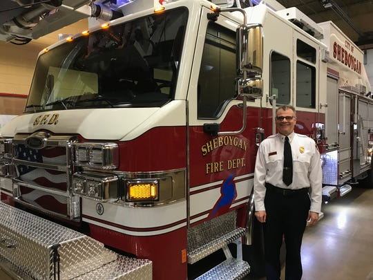 Sheboygan Fire Department Chief, Mike Romas recently announced his retirement. His last day will be March 1.