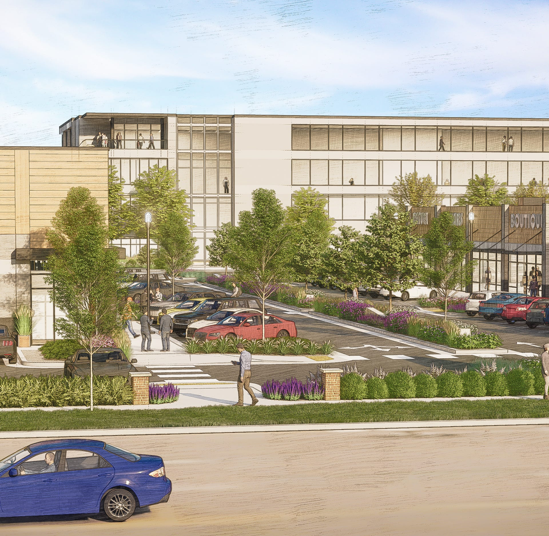 Empire Place to open in 2020, bringing more retailers to West 41st