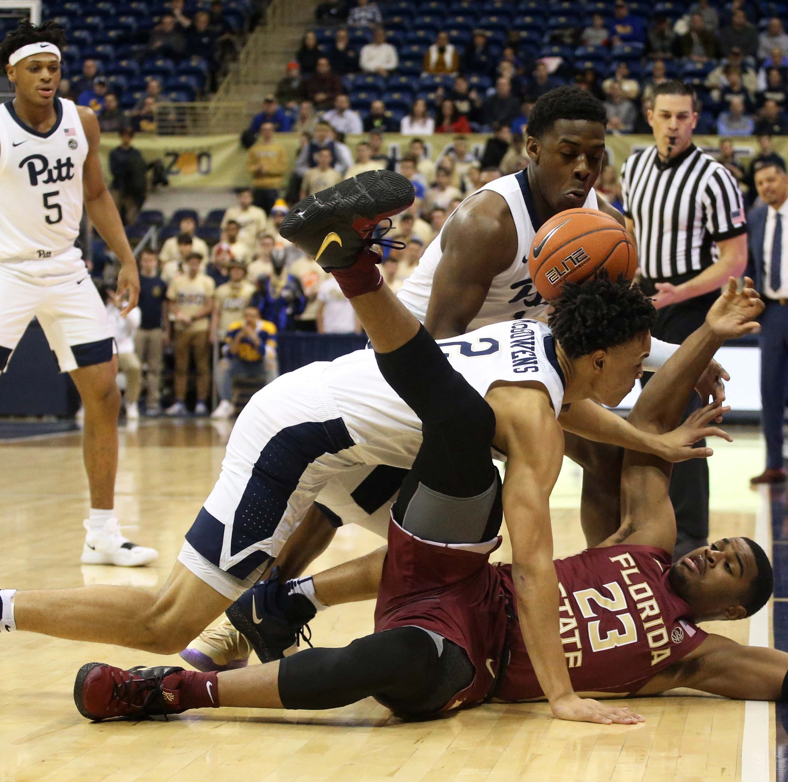 No. 11 Florida State upset by Pittsburgh