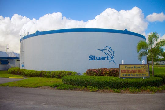 City of Stuart Water Treatment Facility