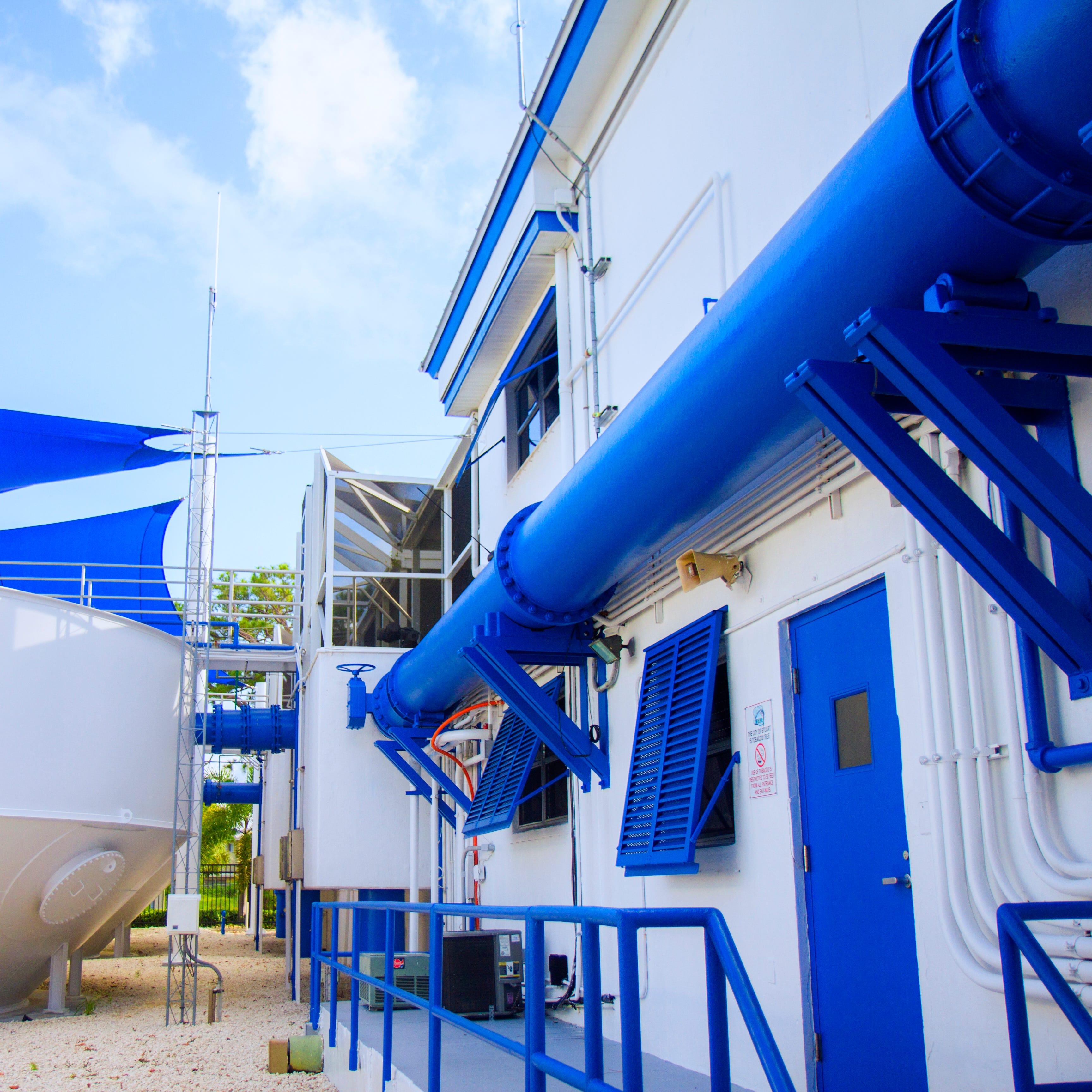 City of Stuart Water Treatment Facility
