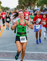 Heather Reeb enjoys the outlet running provides, both for exercise, and for treasured time on her own.