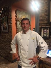 Alessandro Amelio, chef/owner of Scampi Grill