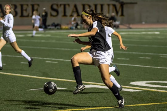 With striker Peyton Erickson, The Star's reigning Player of the Year, returning up front, the Ventura High girls soccer team has continued to thrive this season.