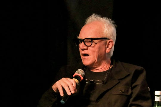 Malcolm McDowell, a longtime Ojai resident, will emcee Saturday's benefit for the Santa Paula Animal Rescue Center — SPARC —at the Ventura Theater.