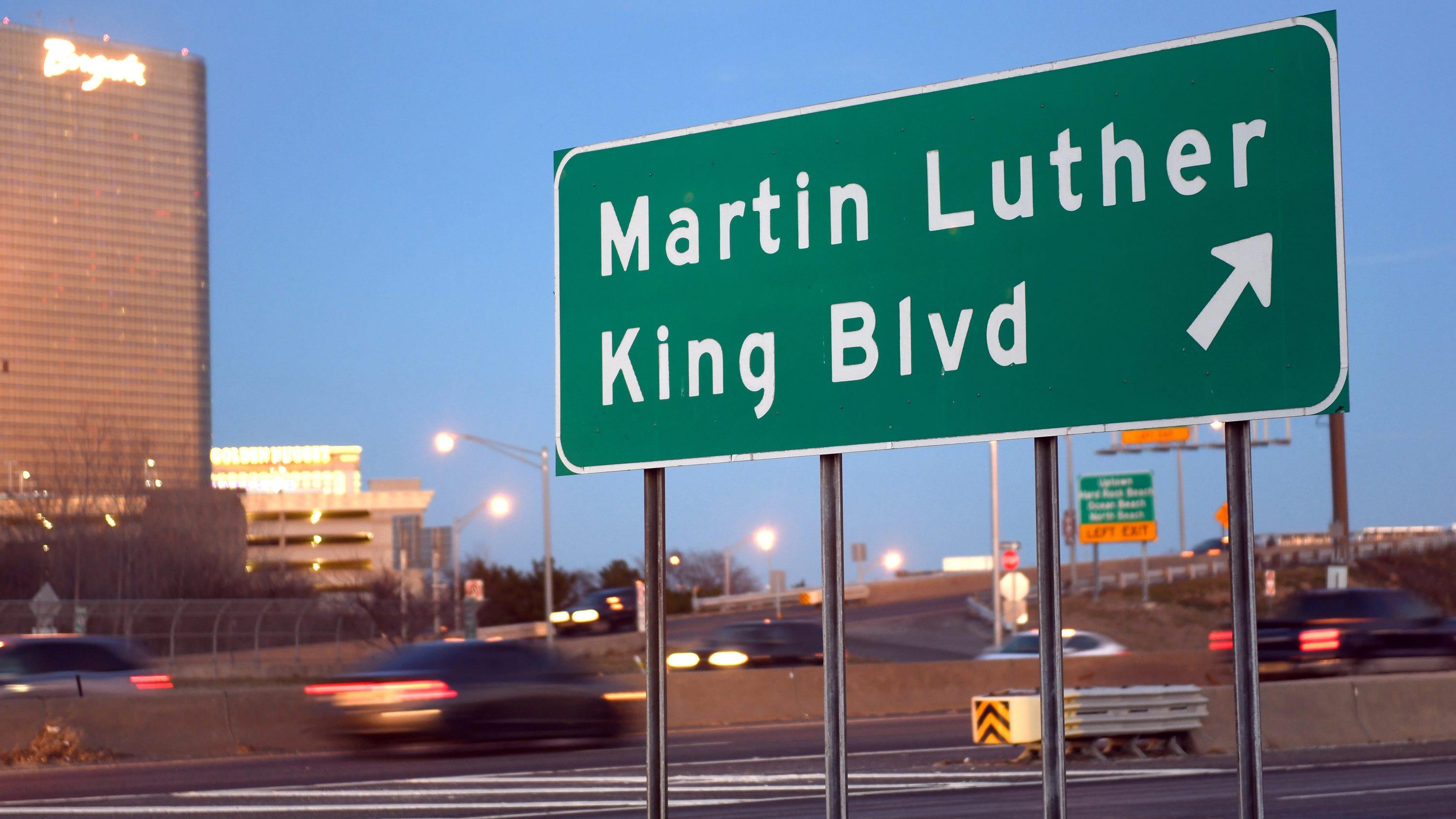 PHOTOS: Martin Luther King Jr. Boulevard in Atlantic City