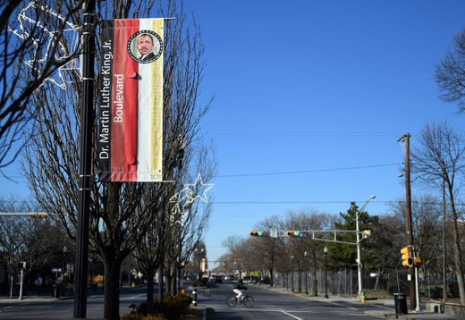 We visited all of New Jersey's Martin Luther King boulevards