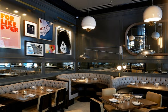 The dining room at The Wayfarer restaurant on West 57th Street. The NYC eatery is one of close to 400 restaurants participating in NYC Restaurant Week.