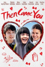 Then Came You stars Maisie Williams.