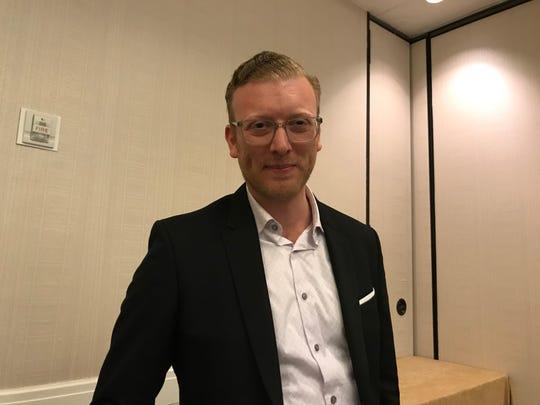Charles Epstein, vice president of development with LMC, a Lennar company.