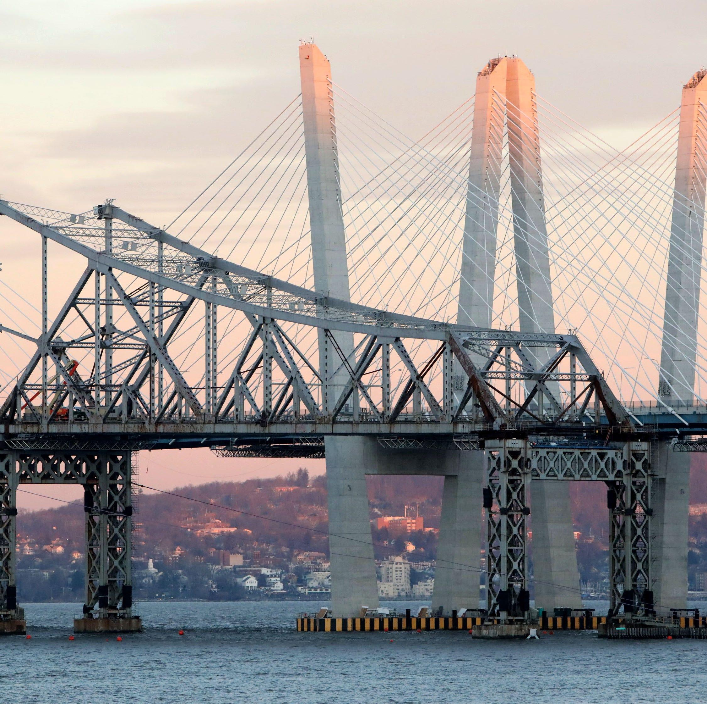 Tappan Zee Bridge demolition: Watch