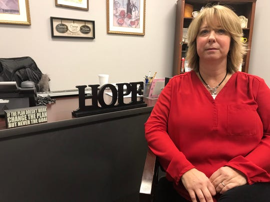 Mara Mendicino, a counselor at  the Lexington Center for Recovery in Airmont, says legal sports gambling in New Jersey is a big problem for Rocklanders battling compulsive gambling.