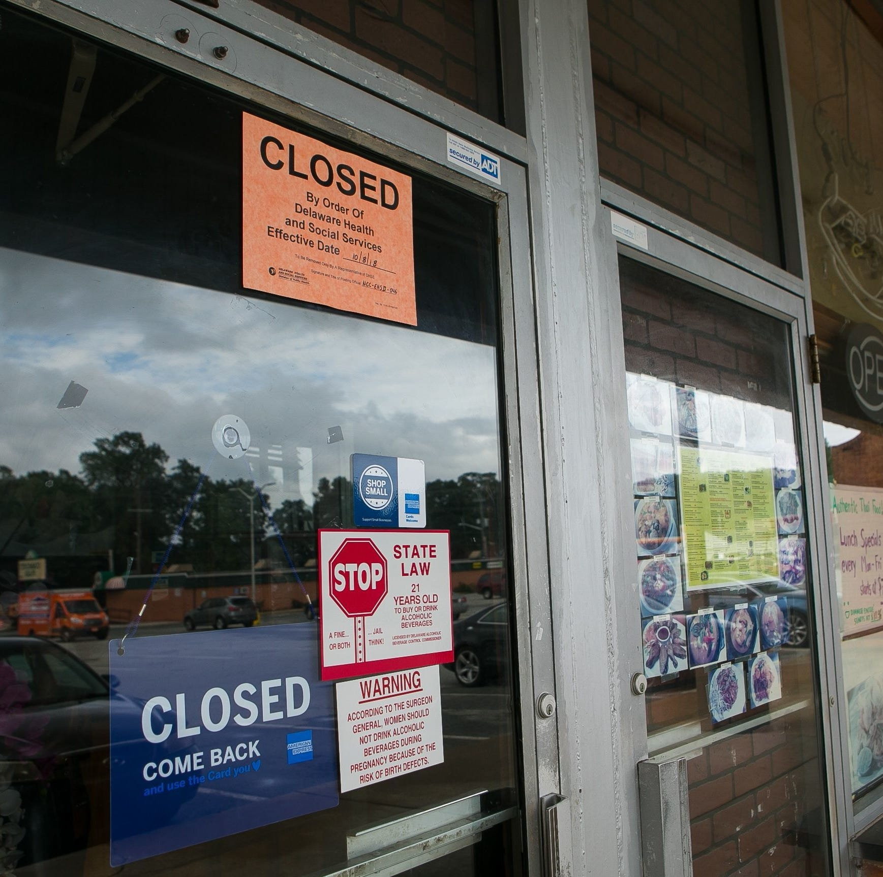 Tasti Thai closed again by state health department for roach infestation