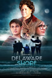 """The movie """"Delaware Shore"""" will open in the First State on Jan. 25 at the Penn Cinema Riverfront in Wilmington. The film was based on a novel by a New Castle author and filmed in Slaughter Beach and other Delaware locations."""