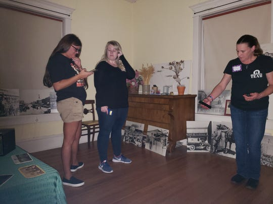 Is the Kell House haunted? See for yourself from 8 p.m.Saturday to 2 p.m. Sunday, when the Kell House Museum co-hosts the Ghost Hunt at the Kell House Museum with Haunted Rooms America. The popular event began in the summer 2018.