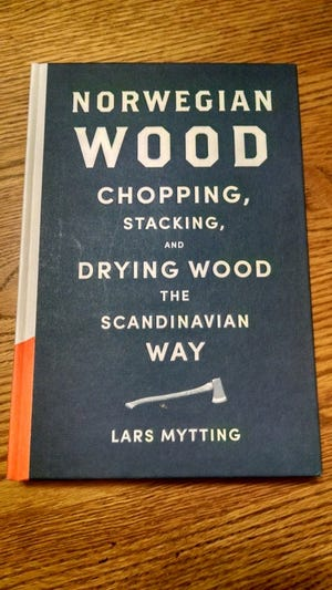 A gift from his Norwegian/Swedish wife teaches author Jerry Apps a thing or two (or three) about making firewood.