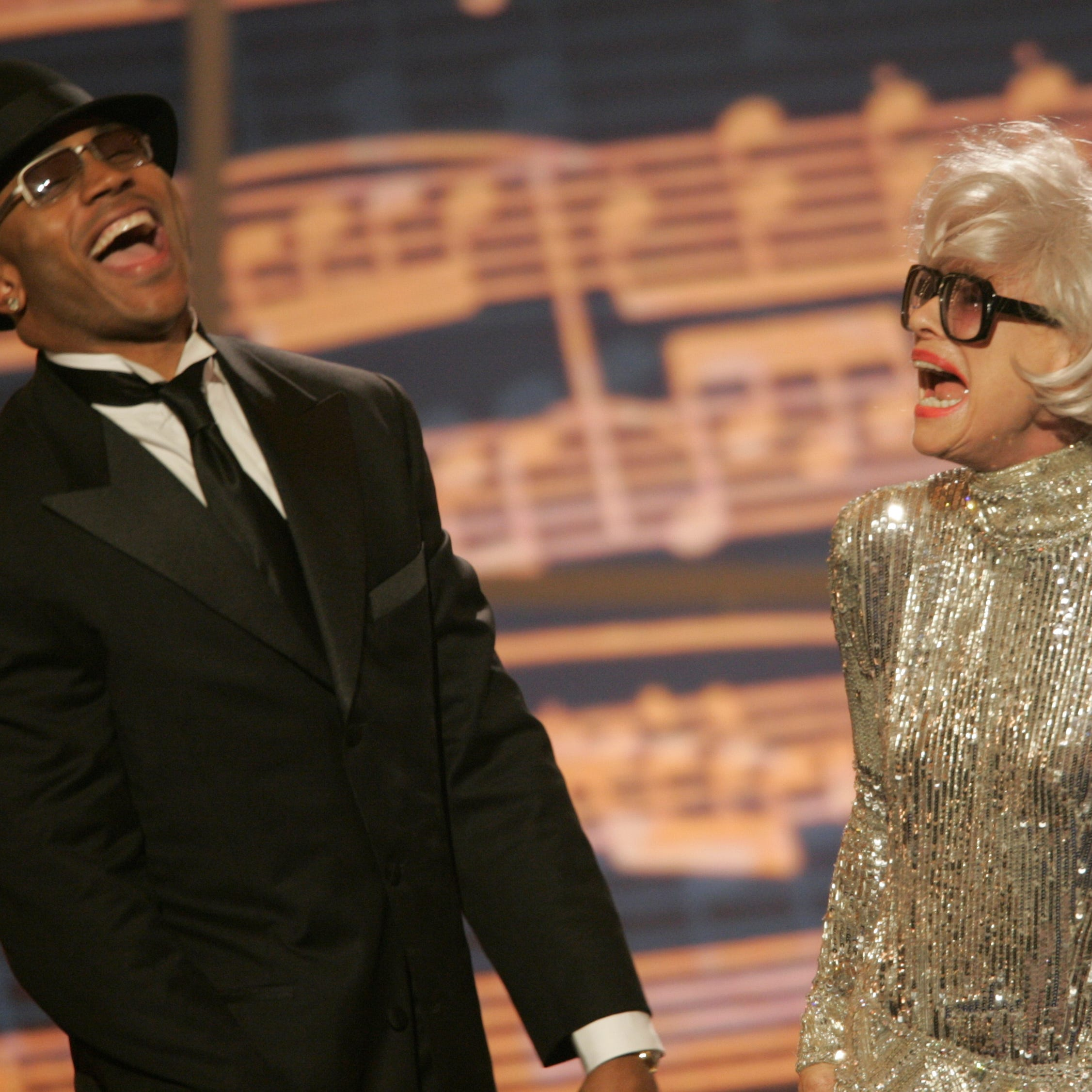 Carol Channing made her home in the valley. Over the years, she's received many local awards