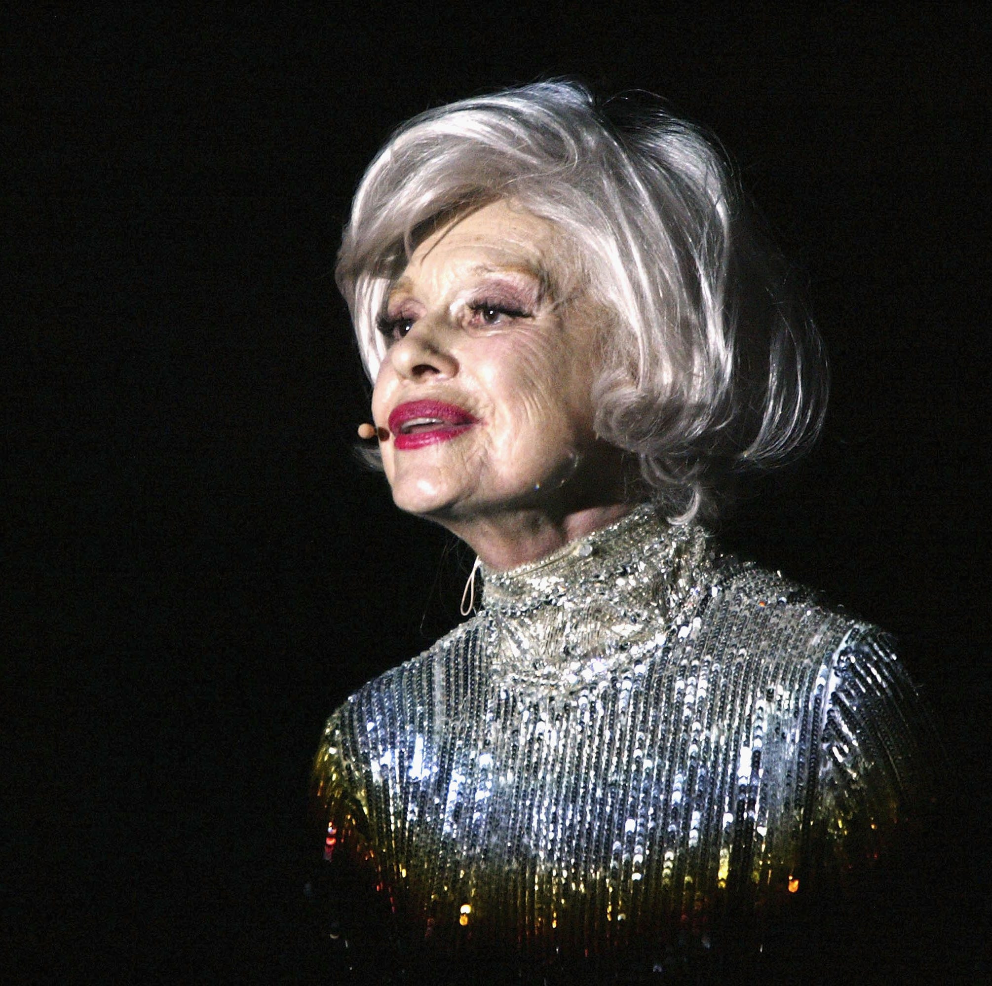 Broadway icon Carol Channing remembered in the Coachella Valley as 'unsurpassable'