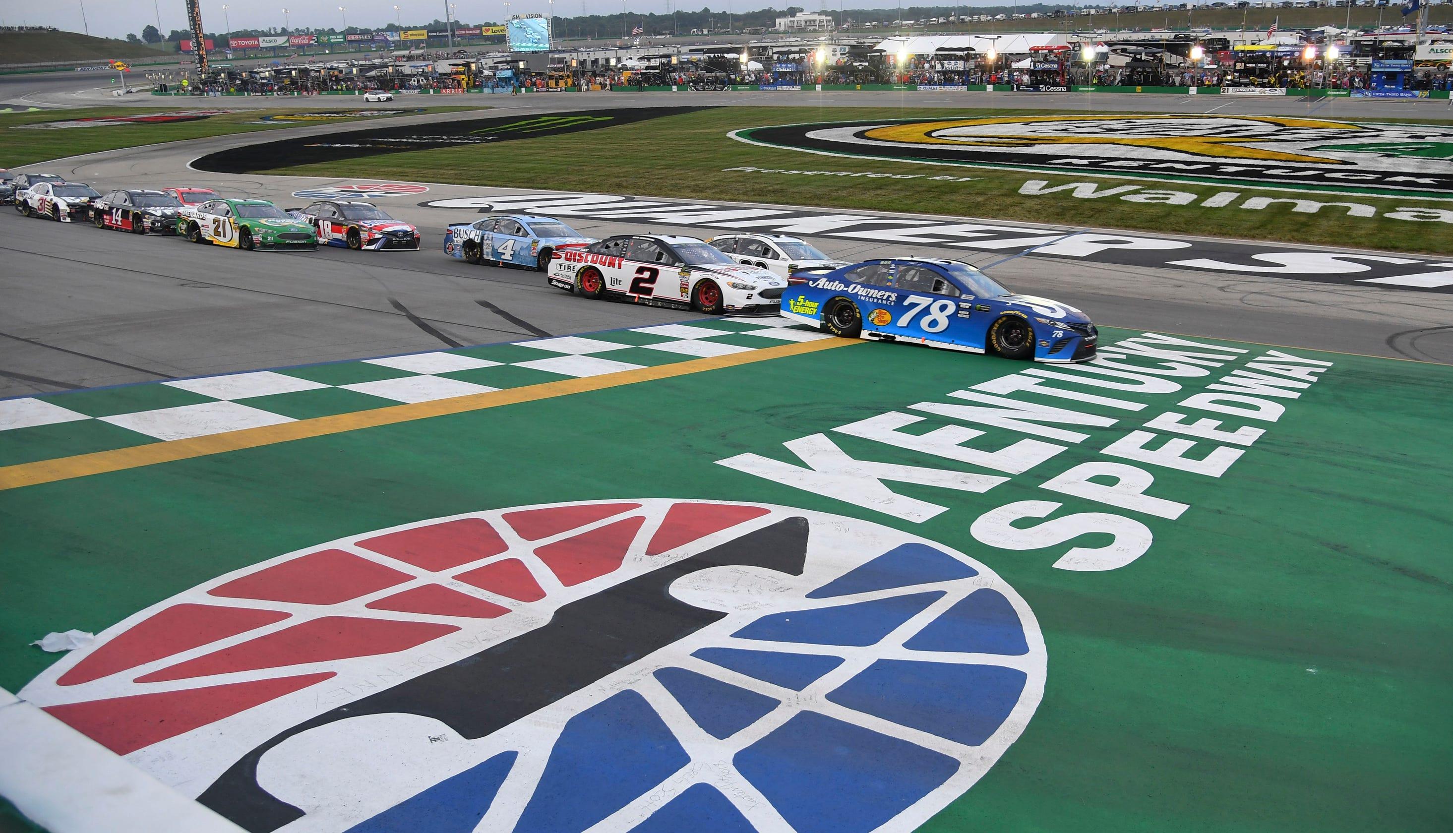 Kentucky Speedway reschedules Quaker 400 race weekend but without spectators