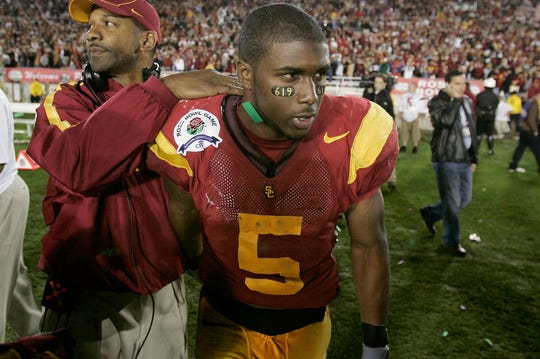 Reggie Bush played for Southern California from 2003-05.
