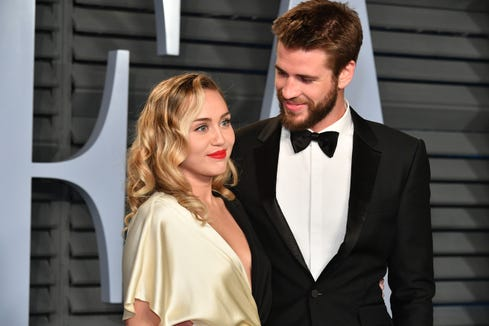 Miley Cyrus has a message for the world: She is not pregnant.