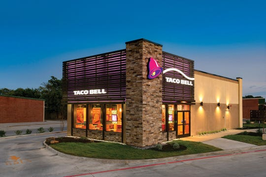 Taco Bell's tacos are healthier than one of its salads