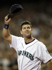 Edgar Martinez hit .312 over the course of his 18-year career with the Mariners.