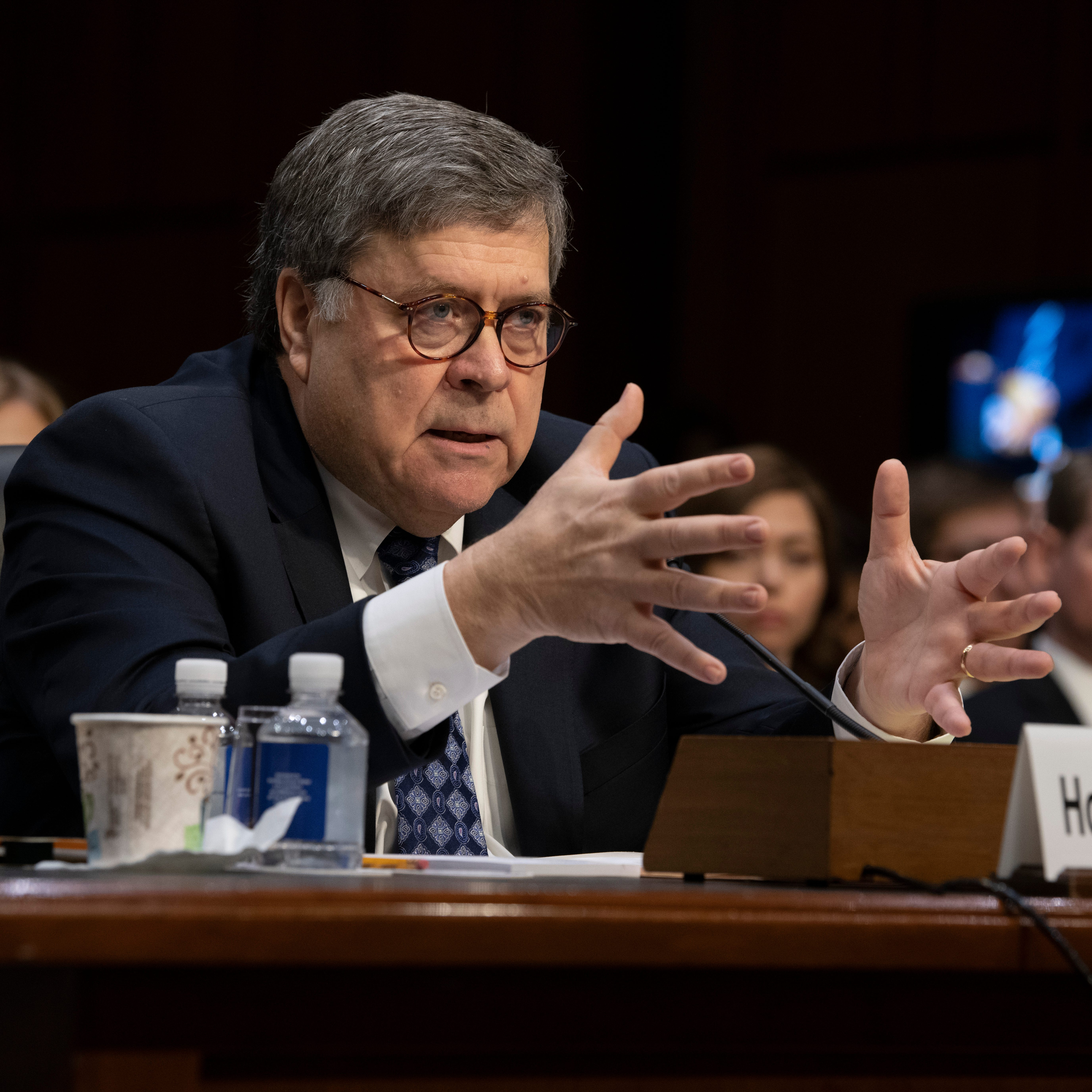 U.S. Attorney General nominee Barr on collision course with history