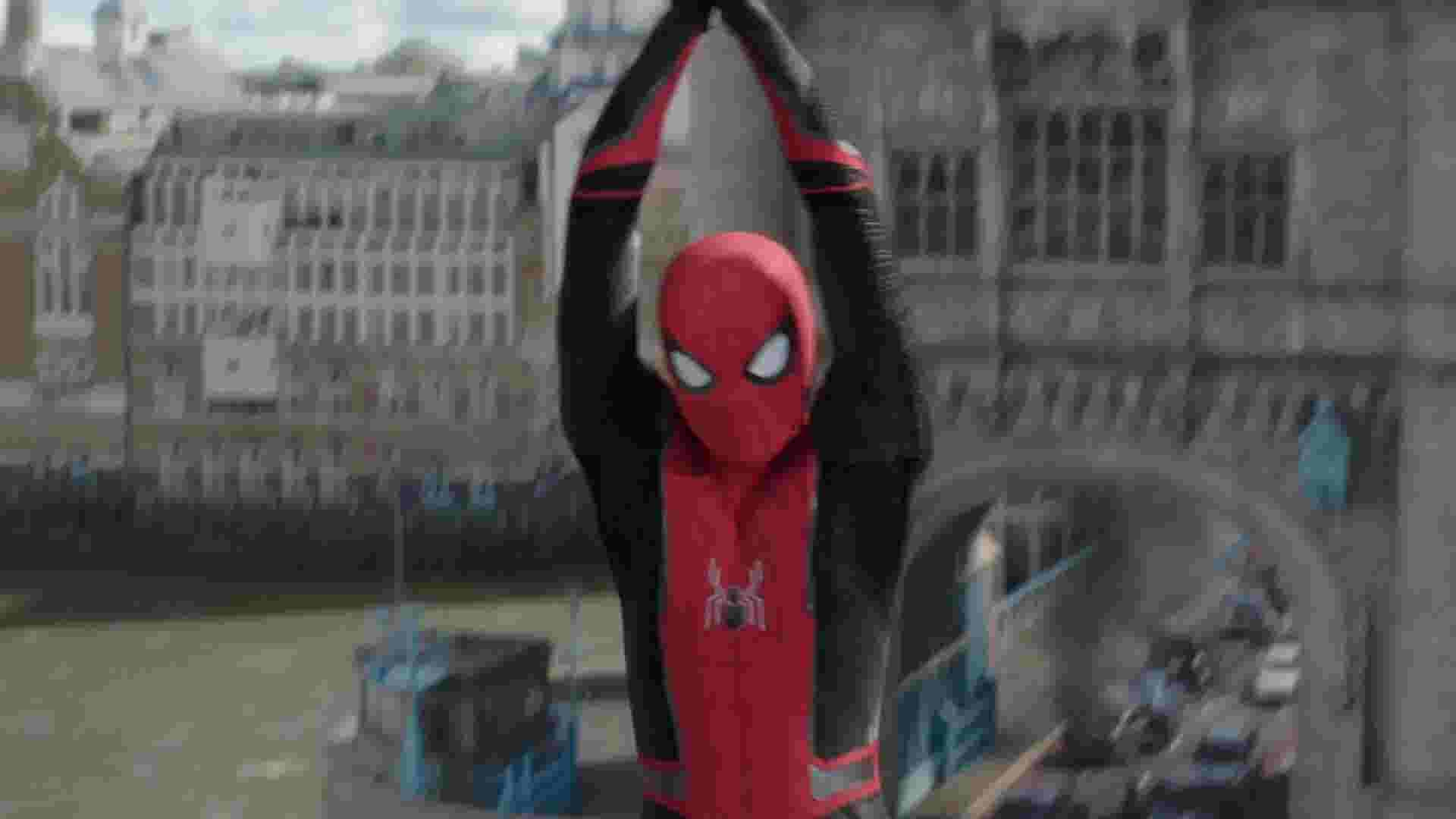 'Spider-man: Far From Home' trailer introduces Jake Gyllenhaal as Mysterio