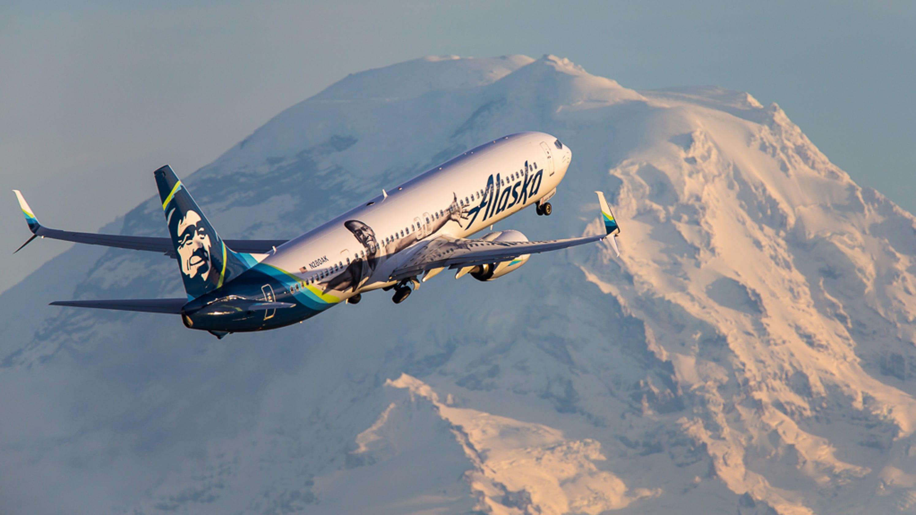 Alaska Air Group 3 000 Jobs To Be Added At Alaska