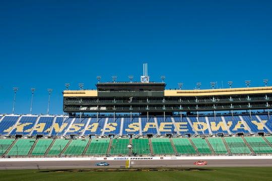 May 11: Kansas spring race at Kansas Speedway (7:30 p.m., FS1).