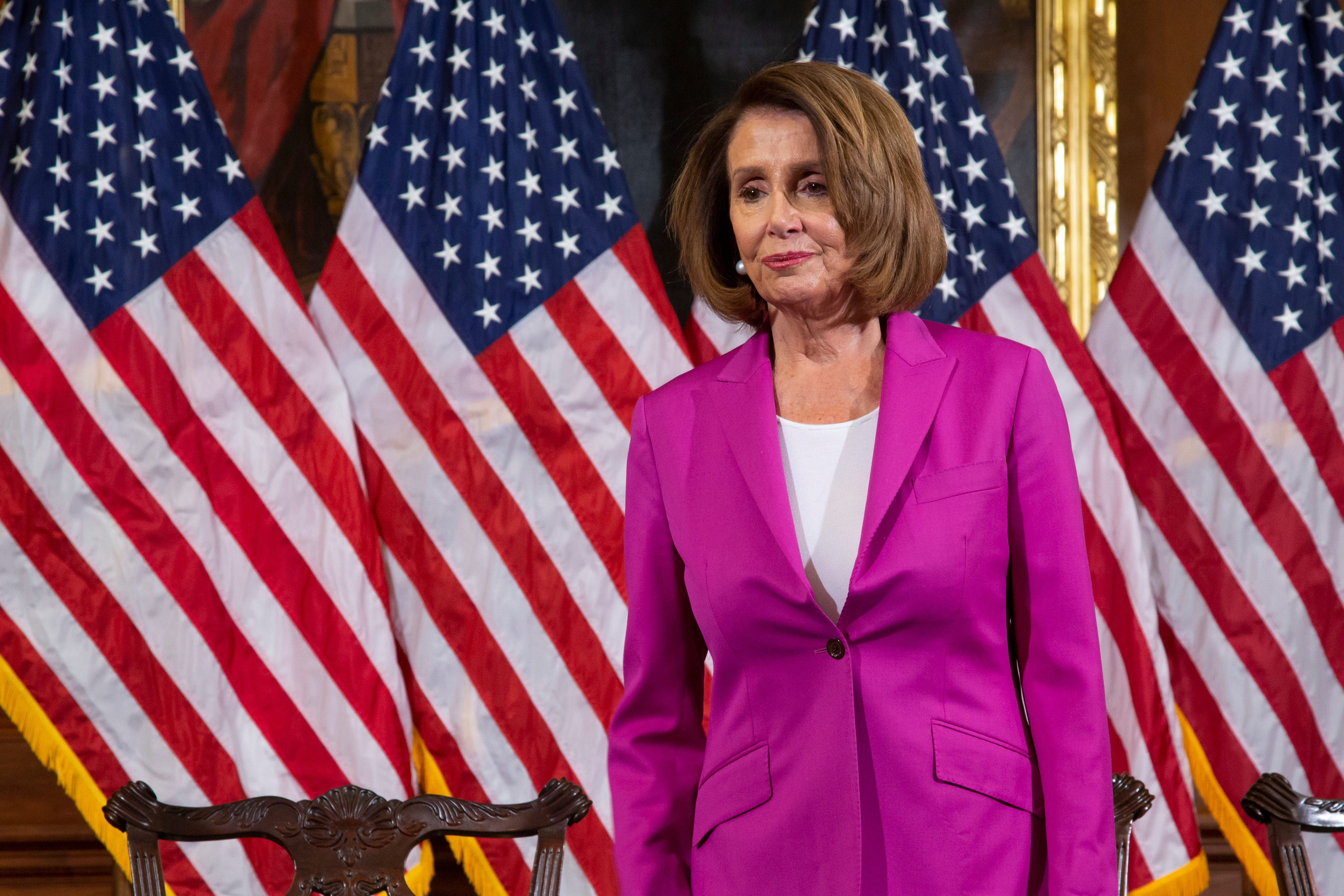 usatoday.com - Eliza Collins, USA TODAY - Citing government shutdown and 'security concerns,' Speaker Pelosi urges delay of State of the Union address