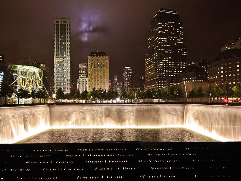 September 11 National Memorials: The National September 11 Museum & Memorial in New York City, the Flight 93 National Memorial in Pennsylvania and the Pentagon Memorial in Virginia all commemorate the lives of the nearly 3,000 people who died in the 2001 attacks.