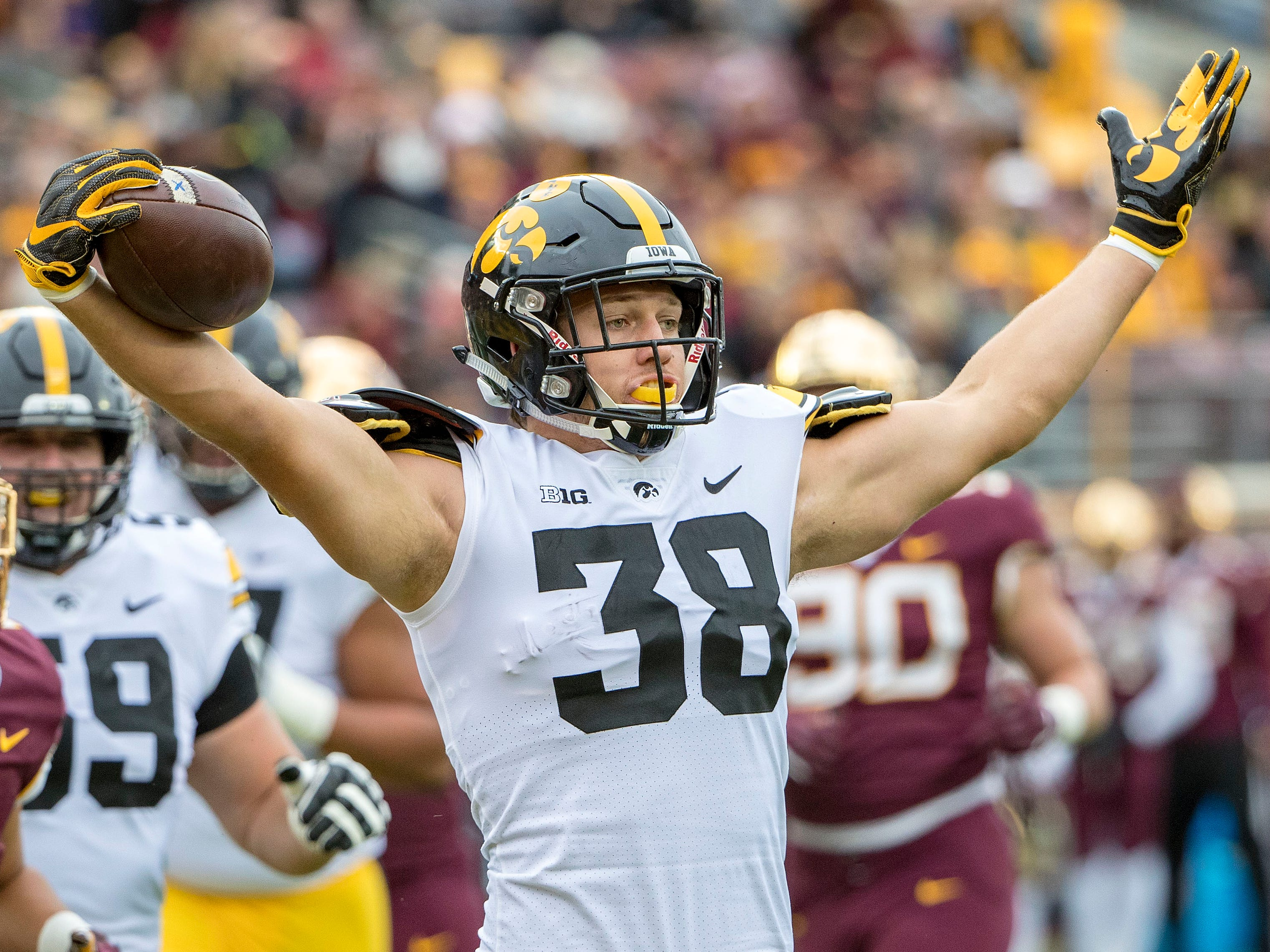 20.Pittsburgh Steelers— T.J. Hockenson, TE, Iowa
